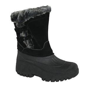 Fur Lined Ski Boots