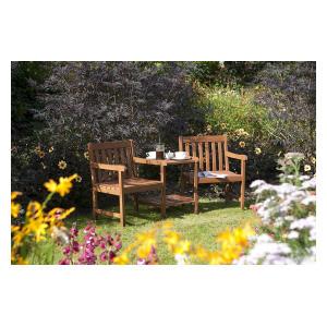 Garden Set, Seating, Brown