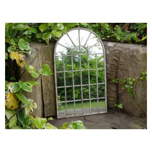 Gothic Arched Garden Door