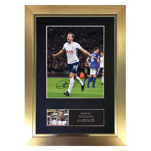 Harry Kane Signed Photo