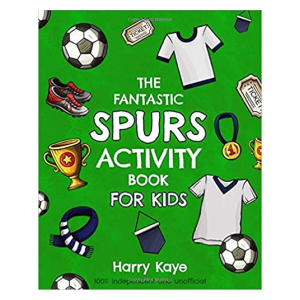 Tottenham Hotspur Activity Book For Kids