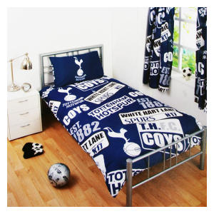 Tottenham Hotspur Single Duvet Set