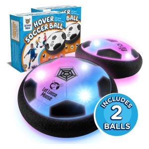 Indoor Hover Ball with LED Lights