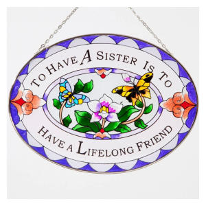 Majestic Sister Suncatcher