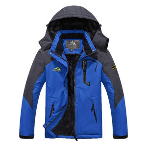 Men's Waterproof Ski Jacket