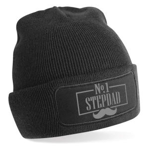 No 1 Stepdad Wool Hat