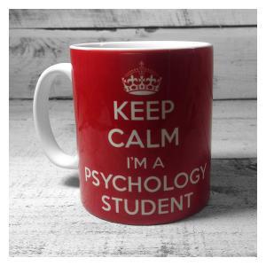 Novelty Psychology Student Mug