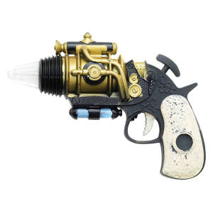Steampunk Novelty Revolver