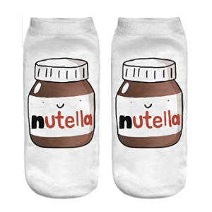 Nutella Novelty Low Ankle