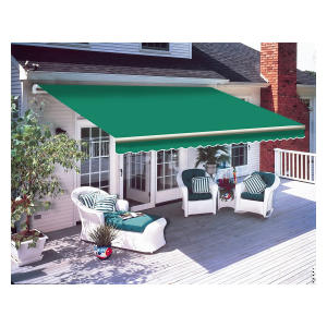 Patio Retractable Manual Awning