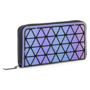 Peacock Geometric Holographic Wallet