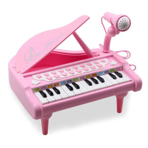 Piano Toy With Microphone