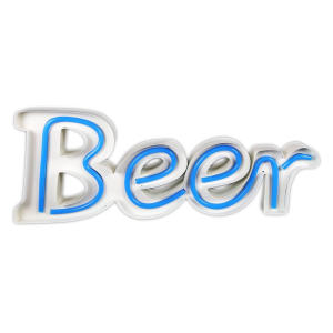Retro Beer LED Sign