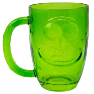 Rick & Morty Novelty Pint Glass