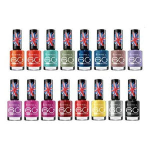 Rimmel London Nail Polish X 15