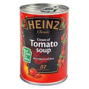 SafeCan Heinz Tomato Soup