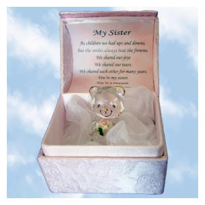 Sister Crystal Bear