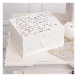 Sister Keepsake Memory Box