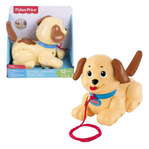Lil' Snoopy Pull Along Dog