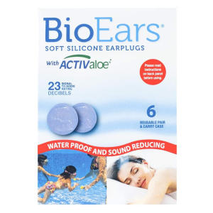 Soft Silicone Earplugs