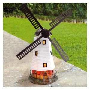 Solar Powered Windmill