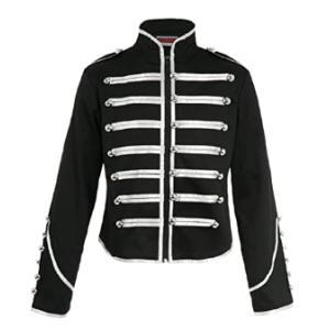 Steampunk Drummer Parade Jacket