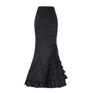 Steampunk Mermaid Skirt
