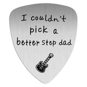 Stepdad Guitar Pick