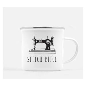 Sewing 'Stitch Bitch' Mug