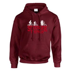 Stranger Things Bike Hoodie