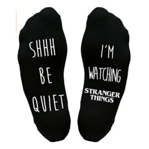 Stranger Things Novelty Socks