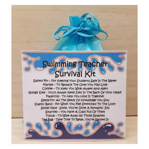 Swimming Teacher Survival Kit