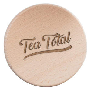Tea Total Engraved Coaster