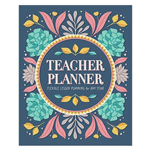 Teacher Planner For Any Year