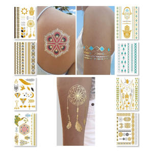 Temporary Transfer Tattoos