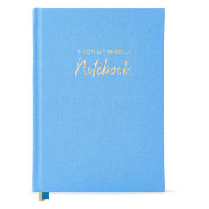 The Calm & Mindful Notebook