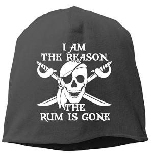 Funny Pirate The Reason The Rum is Gone Hat