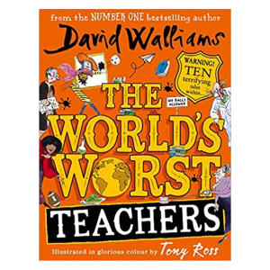 The Worlds Worst Teachers -David Walliams