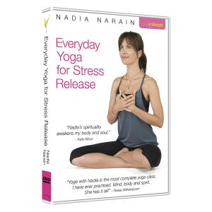 Yoga for Stress Release DVD