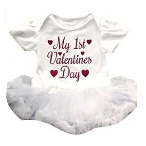 1st Valentine's Day Tutu Romper