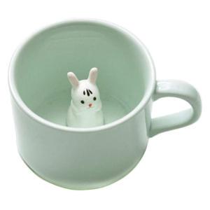 3D Animal Morning Mug