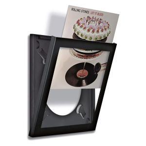 Art Vinyl Play & Display Record Frame