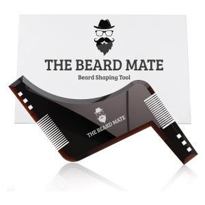 Beard Shaping Tool Template