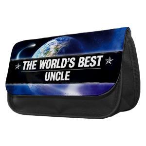 Best Uncle Pencil Case