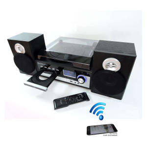 5 In 1 Bluetooth Music Centre