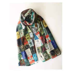 Book Covers Scarf