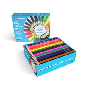 Class Box Colouring Pencils
