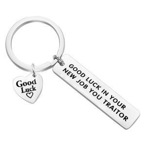 Coworker Leaving Keychain