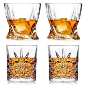 Whiskey Glass Set X 2