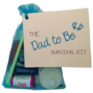 Dad to Be Survival Kit Gift